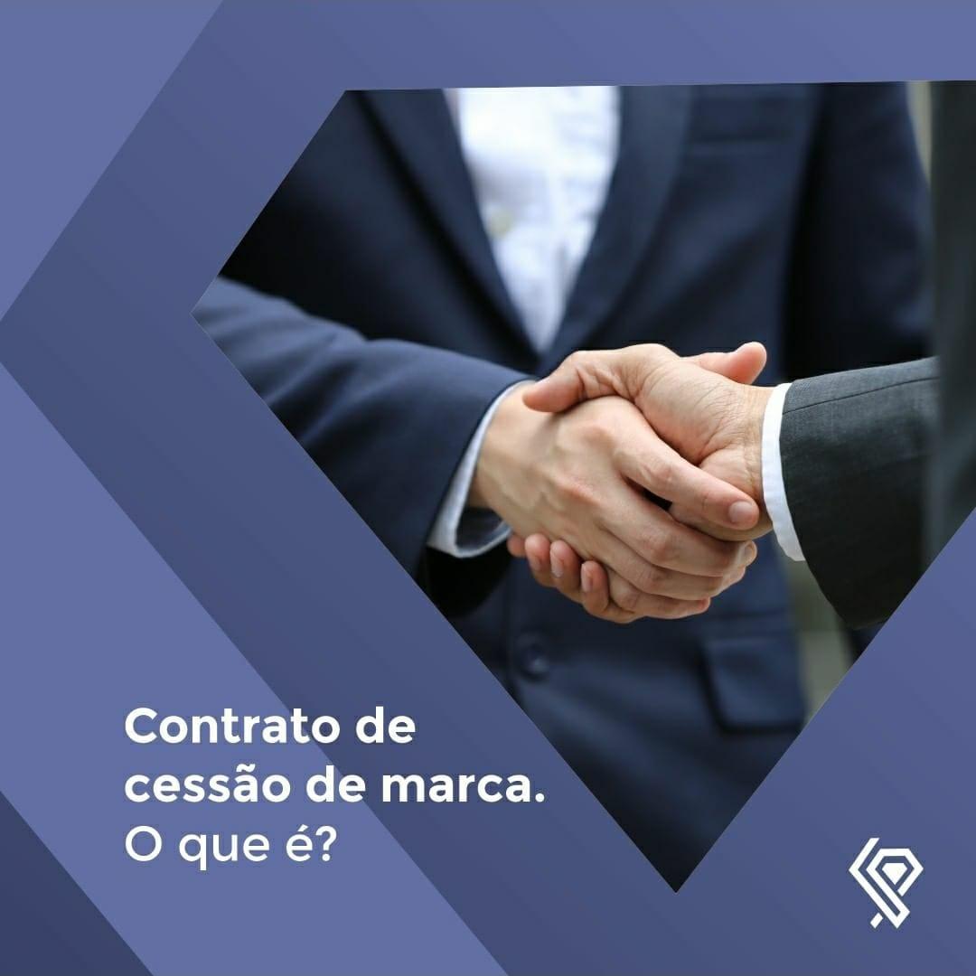 Contrato de cessão de marcas.